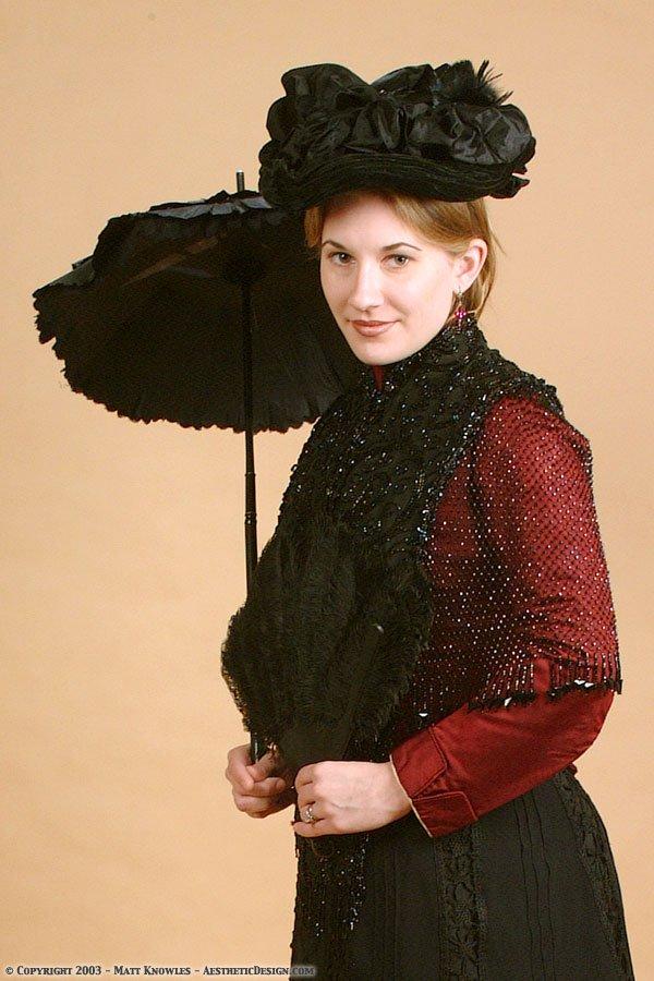 1860-black-silk-parasol-08
