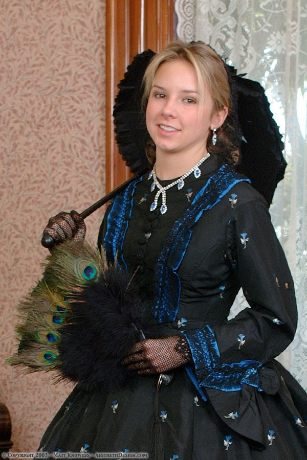 1860-black-silk-parasol-12