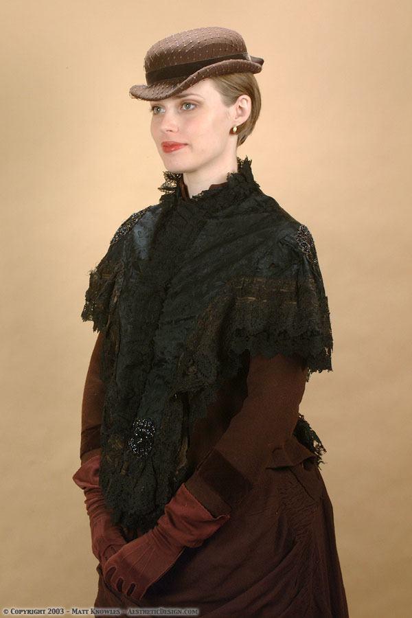 1880-black-silk-capelet-02
