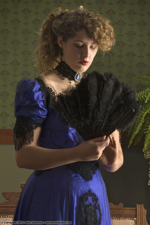 1880-black-ostrich-fan-14