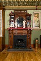 Victorian Hearth and Mantel