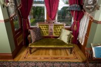 Victorian Floor with Inlay
