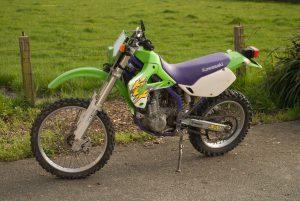 1997 Kawasaki KLX300
