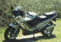 1990 Suzuki Katana 750