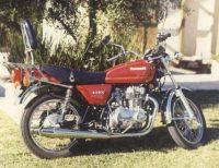 1979 Kawasaki KZ400