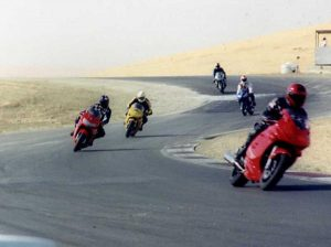 Trackday at Thunderhill