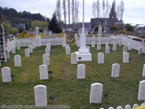 The Majestic cemetery