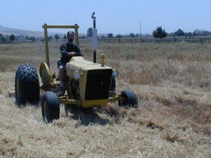 John's Ford Tractor