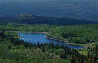 Mesa Lakes, Colorado