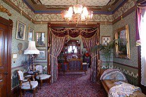 Interior of Abigail's