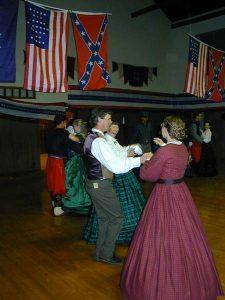 Civil War Ball