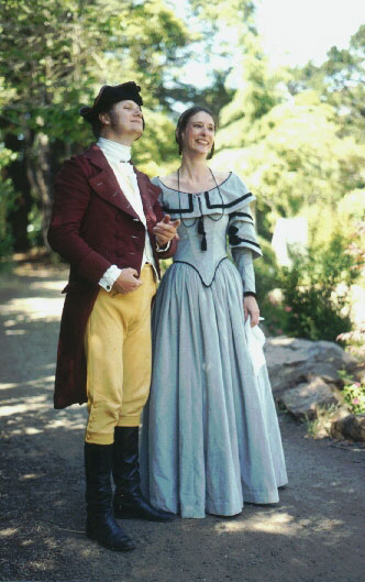 1842 Day Dress