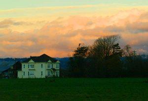 Ferndale Sunset