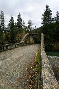 Van Duzen bridge