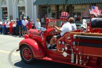 Bill Klatt's Fire Engine