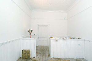 Painting the Studio