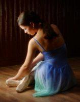 Katy's Ballet Photo