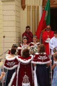 Portuguese Queen