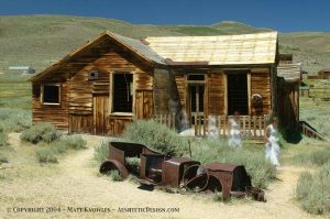 The Ghost of Bodie