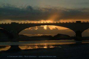 Fernbridge Sunset