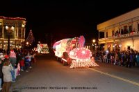 Ferndale's Lighted Tractor Parade
