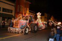 Leonardi tractor