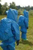 Hazmat Suits