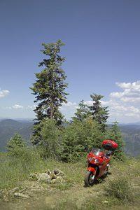 Sprint ST on Horse Mountain