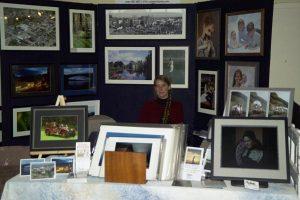 Humboldt County Fair Booth