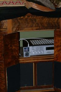 Parlor stereo