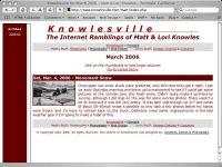 2006 Knowlesville