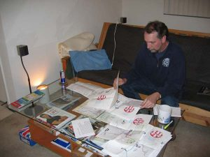 Planning with Blake