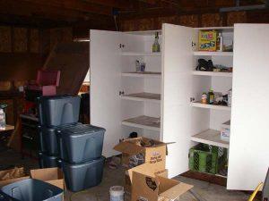 Packing Up Garage