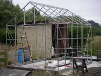 Greenhouse Frame