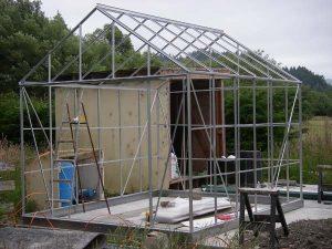Greenhouse Frame