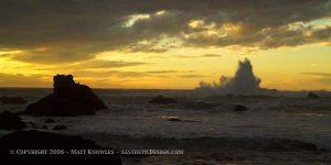 Westport waves