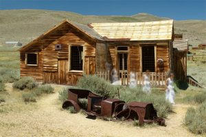 The Ghosts of Bodie