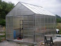 Harbor Freight greenhouse
