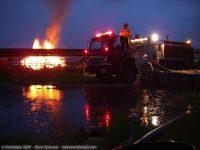FVFD practice burn
