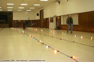 Testing Christmas Lights