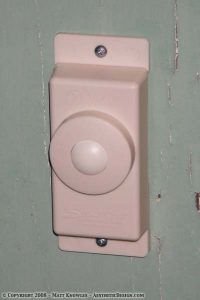 Doorbell for the deaf