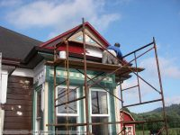 Painting Gable
