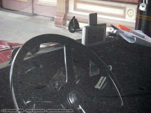 GPS in antique auto