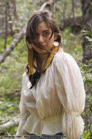 1905 Sheer Ivory Silk Shirtwaist