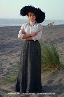 1910 Tweed Skirt