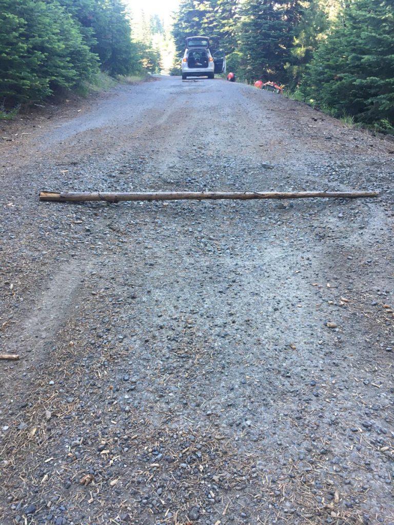 First Pothole