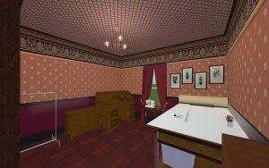 Lori's office in 3D