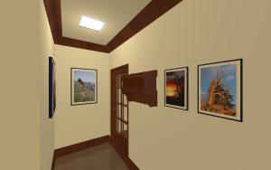 Bedroom Hallway
