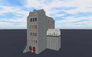 Gladstone's Land 3D Model
