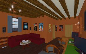 Women's Living Room